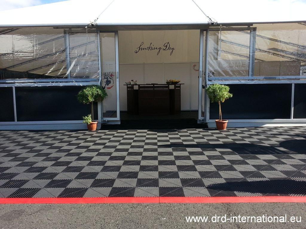 Racing Flooring